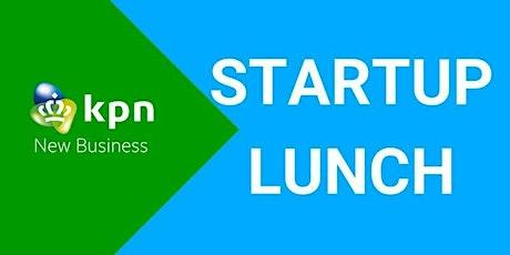 KPN Startup Monday Lunch Sustainability tickets