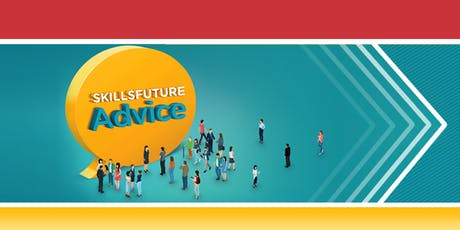 SkillsFuture Advice Workshop @ Bedok Public Library tickets