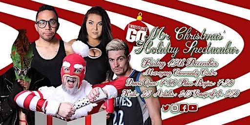 Wrestling GO: Mr Christmas' Holiday Spectacular
