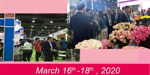 2020 China International Floriculture & Horticulture Trade Fair  ( Flower Expo China 2020)