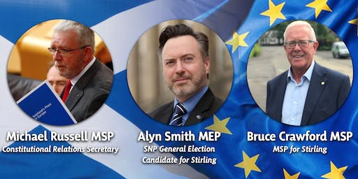 Public Meeting on Brexit: Stirling