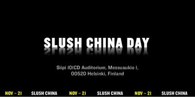 Slush China Day