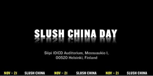 Slush China Day