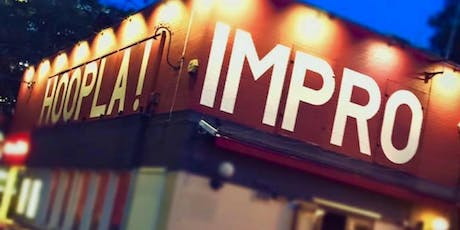 Hoopla Improv Jam with Stephen Wan! Free tickets