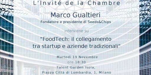 L'Invité de la Chambre - CCI France Italie