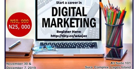 Digital Marketing Training biglietti