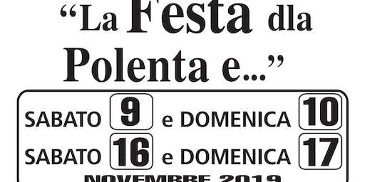 La Festa dla Polenta e.... 2019
