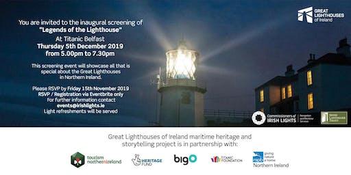 Legends of Lighthouse - Film Premiere