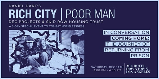 RICH CITY TALKS: Coming Home: The Journey Of Returning From Prison