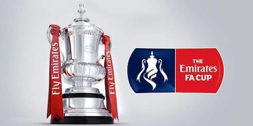 Lincoln City v Ipswich FA Cup