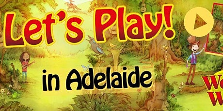 """Woody's """"Let's Play!"""" Christmas Show tickets"""
