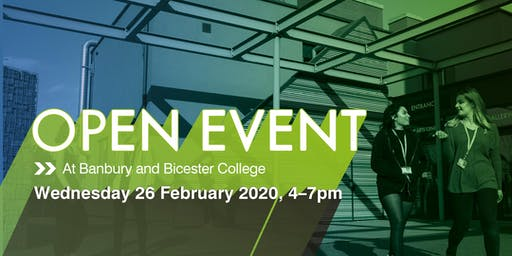 Banbury and Bicester College Spring Open Event