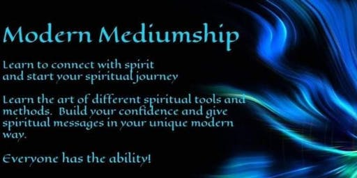 Modern Mediumship part 2 of 4  7th December