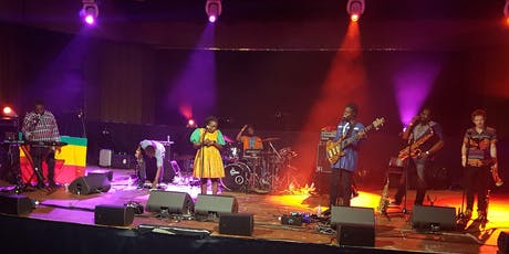 THE AFROCENTRICS  tickets
