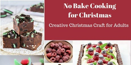 No Bake Christmas Cooking @ Burnie Library tickets