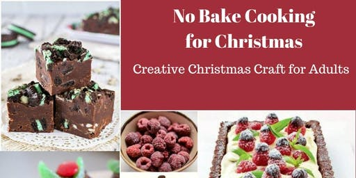 No Bake Christmas Cooking @ Burnie Library