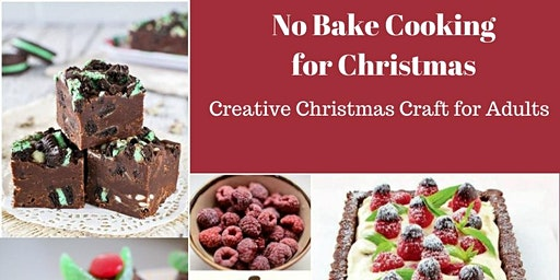 No Bake Christmas Cooking @ Burnie Library