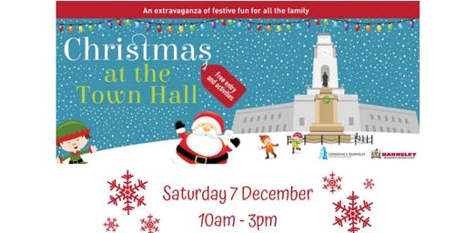 Christmas at the Town Hall 2019
