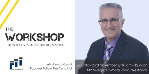 Workshop // How to Invest in the Futures Market