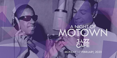A Night of Motown tickets