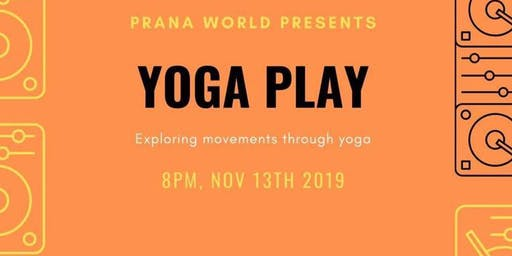 Yoga Play - Exploring Body Movements through Yoga