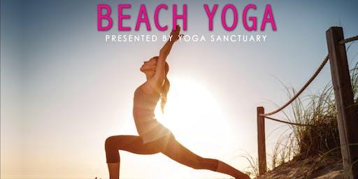 Beach Yoga - Mornington