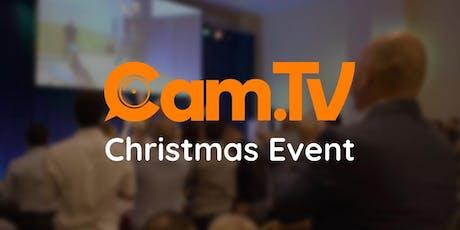 CAM.TV CHRISTMAS EVENT biglietti
