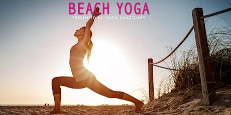 Beach Yoga - McCrae tickets
