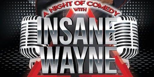 Comedy at Port City with Insane Wayne