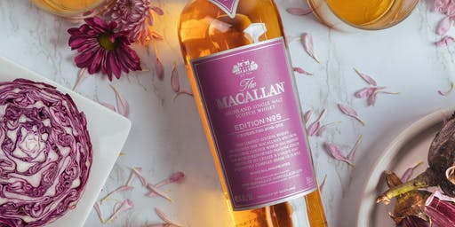 Exclusive tasting of The Macallan Edition Series