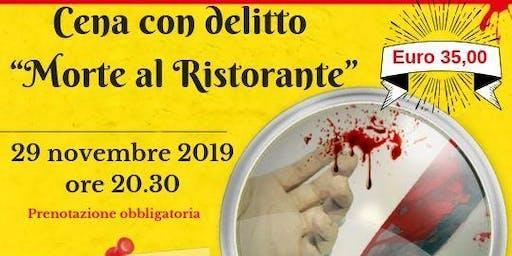 Cena con Delitto - Caso 210 Morte al ristorante