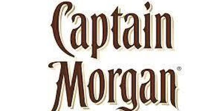 Captain Morgan Rum Tasting tickets
