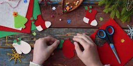 Festive Christmas Craft @ Leytonstone Library Plus tickets