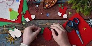 Festive Christmas Craft @ Leytonstone Library Plus