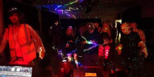 Christmas Charity Rave