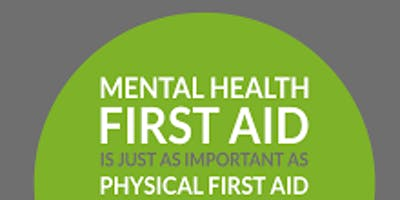 ***** Mental Health First Aid At Work 2 Day Course  -MHFA England Trainer