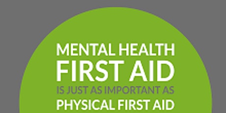 Mental Health First Aid (Adult)  2 Day Course  with an MHFA England Trainer tickets