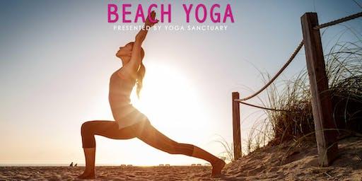 Beach Yoga - Phillip Island