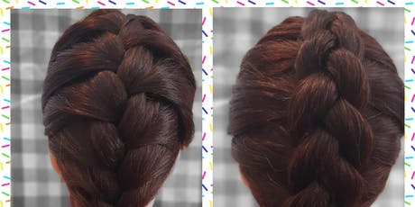 Braiding For Beginners Daytime Workshop - January 2020 tickets