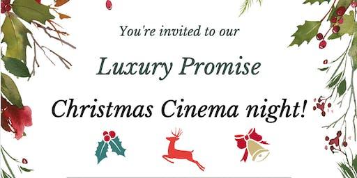 Luxury Promise Christmas Cinema