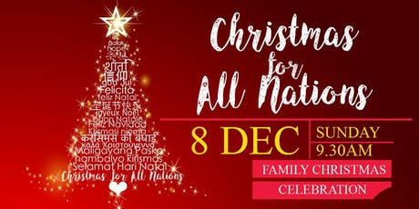 Celebrating Christmas with All Nations! tickets