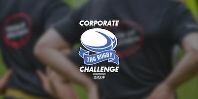 Corporate Challenge London, Tag Rugby Tournament