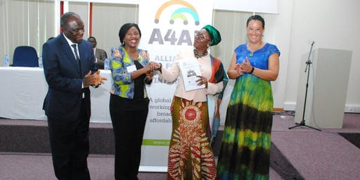 A4AI-Ghana Coalition Meeting - December 10th, 2019