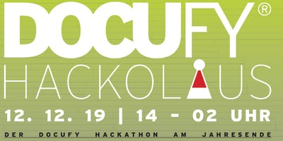 DOCUFY Hackolaus - der Hackathon am Jahresende