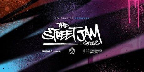 Skytilz - Popping Street Jam Series Workshops tickets