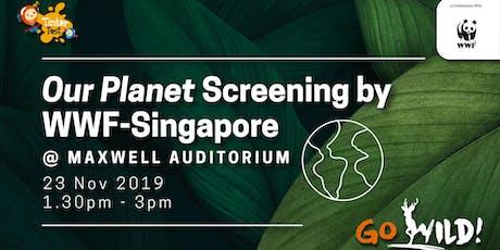 Tinker Fest 2019| WWF-Singapore Film Screening tickets