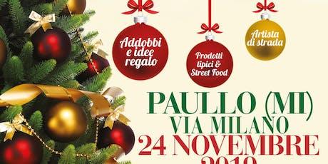ATMOSFERE DI NATALE A PAULLO (MI) biglietti
