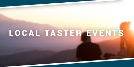 Manchester Local Taster Event