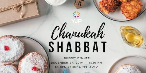 YJP Chanukah Shabbat