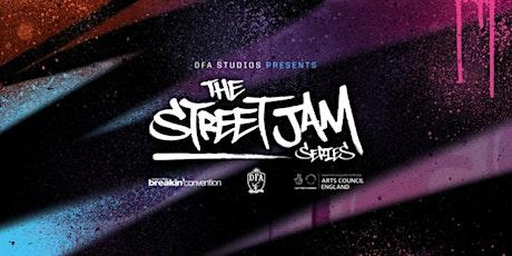 Mr. Ben - Locking Street Jam Series Workshops tickets